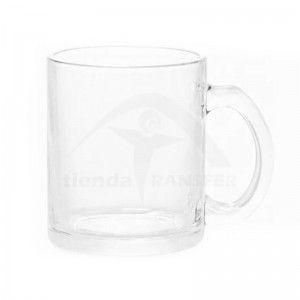 Mug Transparente 11 Onzas