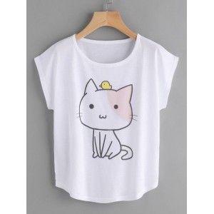 Camiseta Cuello Bandeja...