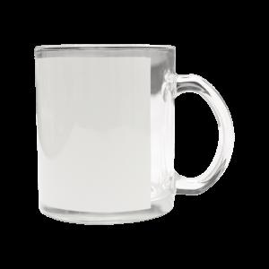 Mug Transparente con...