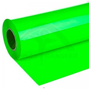 Vinilo Textil Verde Neón