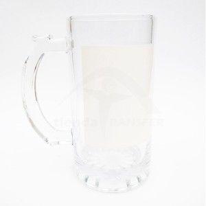 Mug Cervecero con Recuadro