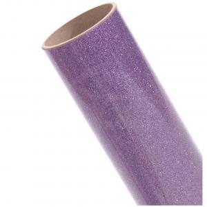 Vinilo Textil Lavanda Glitter