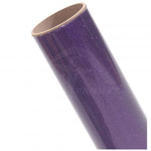 Vinilo Textil Purpura Glitter