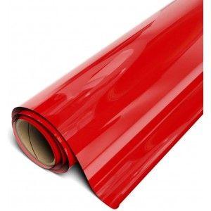 Vinilo Textil Estandar Rojo