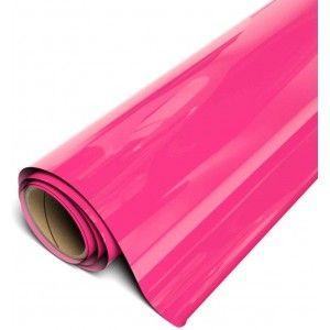 Vinilo Textil Estandar Fucsia