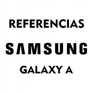 Carcasas Samsung (Galaxy A)