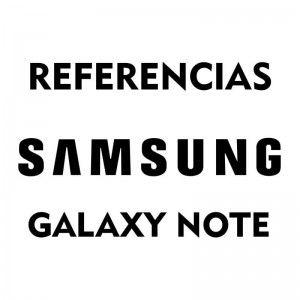 Carcasas Samsung (Galaxy Note)