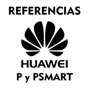 Carcasas Huawei (P-Psmart)