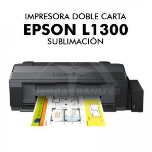 Impresora Sublimacion Doble...