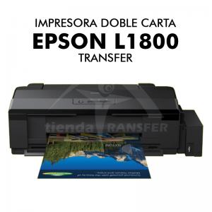 Impresora Transfer Doble...
